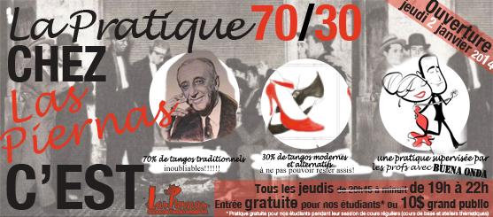 La Pratique 70/30