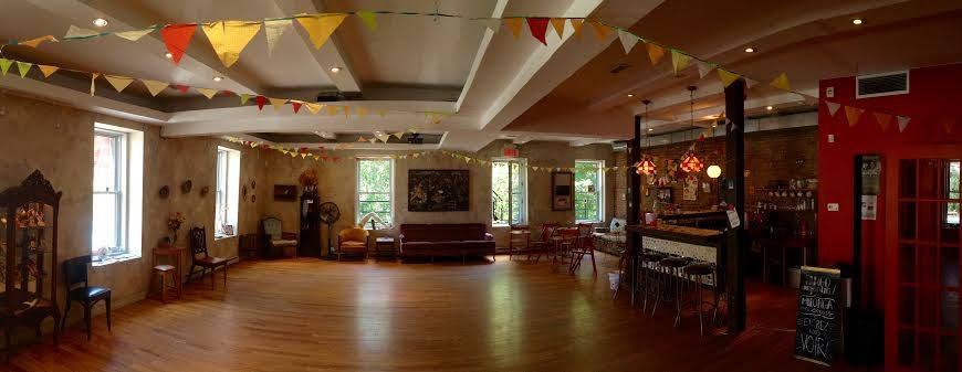 Location studio  - Las Piernas Tango