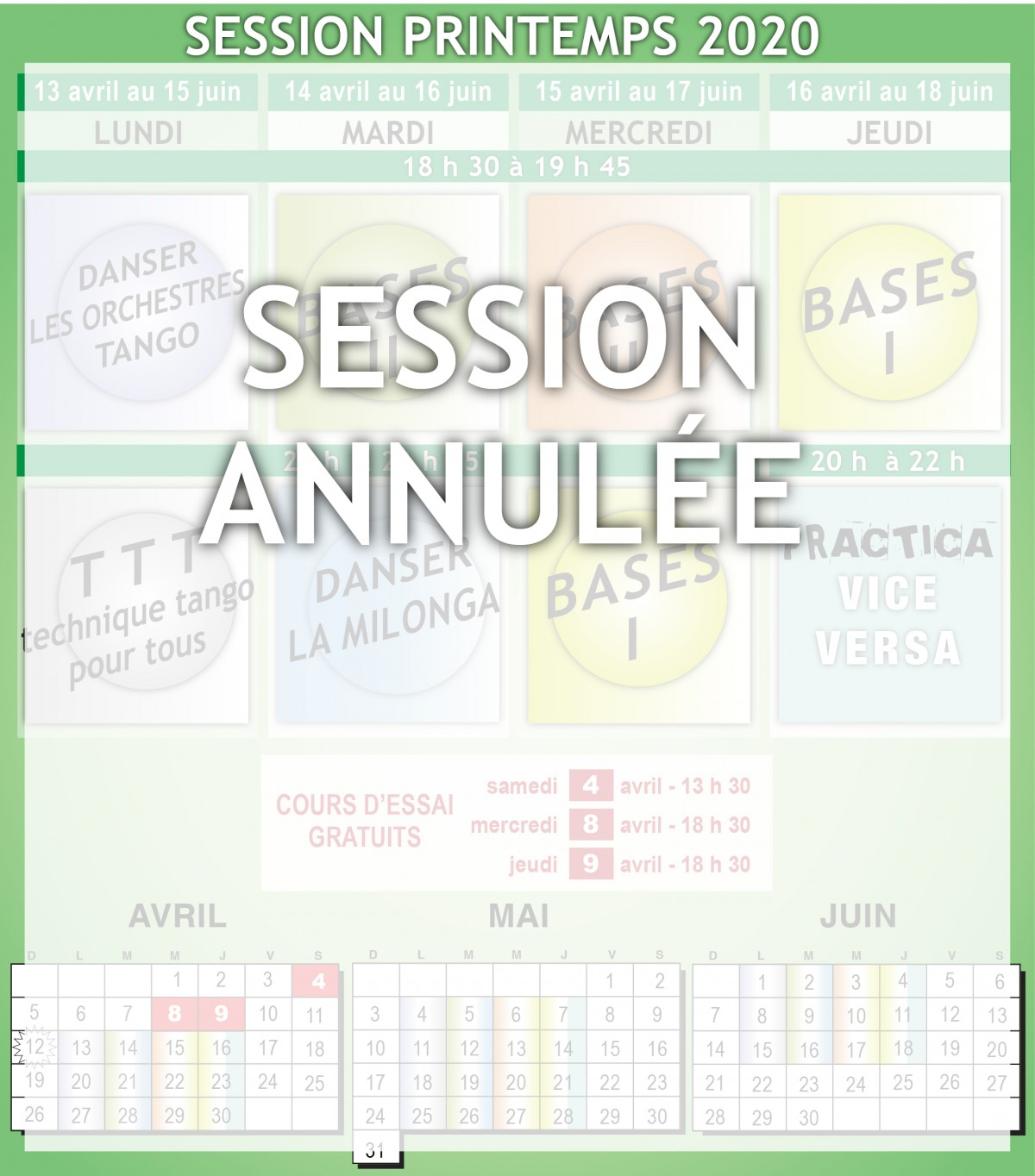 session print 20 ANNULEE